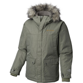 Columbia Snowfield Jacket Boys Cypress Heather